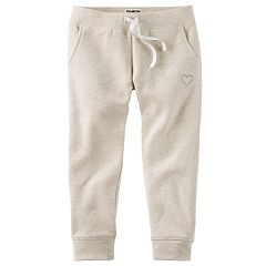 Girls 4-12 OshKosh B'gosh® Embroidered Knit Pants
