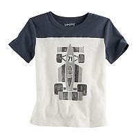 Toddler Boy Jumping Beans® Graphic Slubbed Tee