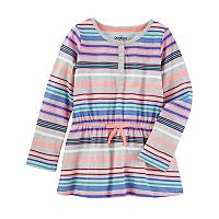 Girls 4-12 OshKosh B'gosh® Striped Tunic Top