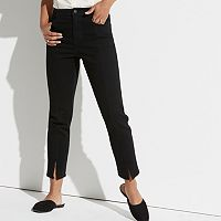 k/lab Split Hem Jeggings