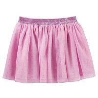 Girls 4-12 OshKosh B'gosh® Tulle Glitter Skirt