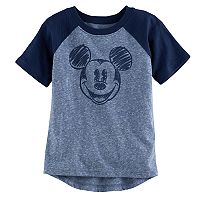 Disney's Mickey Mouse Toddler Boy Slubbed Raglan Graphic Tee by Jumping Beans®