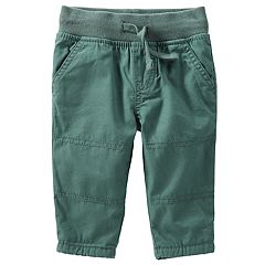 Baby Boy OshKosh B'gosh® Pull-On Poplin Pants