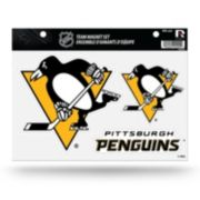 Pittsburgh Penguins Team Magnet Set