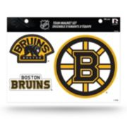 Boston Bruins Team Magnet Set