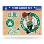 Boston Celtics Team Magnet Set