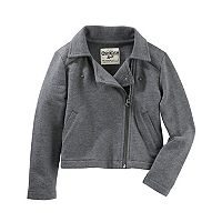 Girls 4-12 OshKosh B'gosh® Moto Jacket
