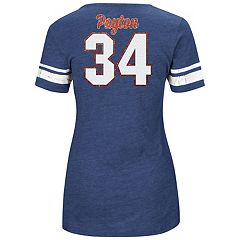 Women's Majestic Chicago Bears Walter Payton My Guy Tee