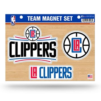 Los Angeles Clippers Team Magnet Set