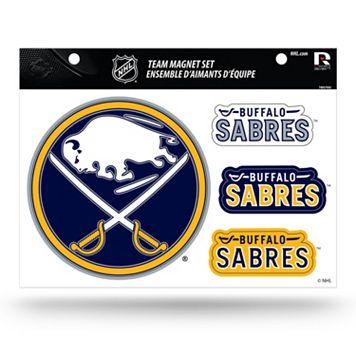 Buffalo Sabres Team Magnet Set