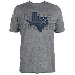 Men's Dallas Cowboys Lone Coach Tee