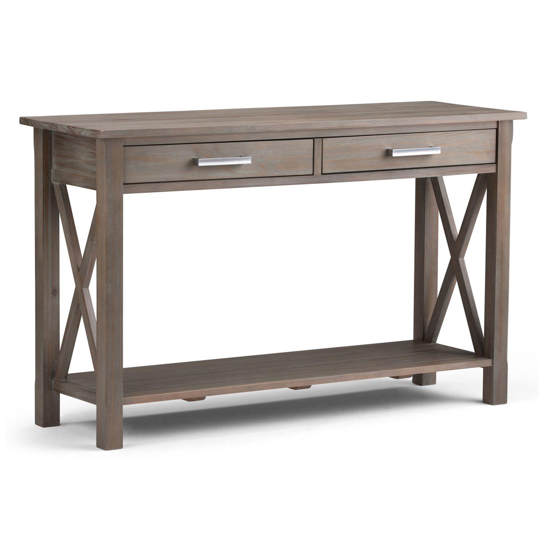 Living Room Console Tables Kohls