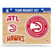 Atlanta Hawks Team Magnet Set