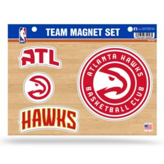 Atlanta Hawks Team Magnet Set