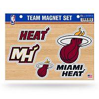 Miami Heat Team Magnet Set