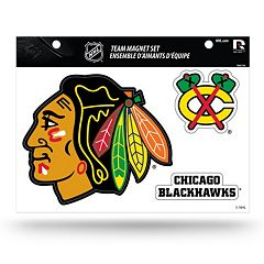 Chicago Blackhawks Team Magnet Set
