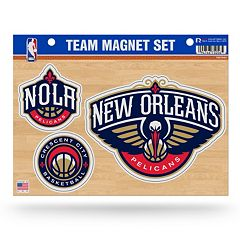 New Orleans Pelicans Team Magnet Set