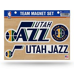 Utah Jazz Team Magnet Set