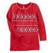 Girls 4-12 OshKosh B'gosh® Print Tunic