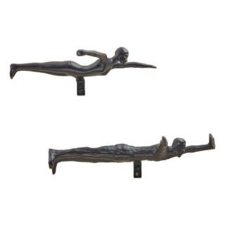 INK+IVY Swimmer Wall Decor 4-piece Set