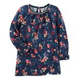 Girls 4-12 OshKosh B'gosh® Floral Knit Tunic