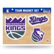 Sacramento Kings Team Magnet Set
