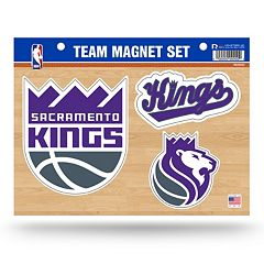 Sacramento Kings Team Magnet Set