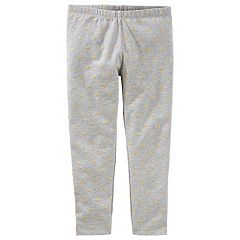 Girls 4-12 OshKosh B'gosh® Heart Print Leggings