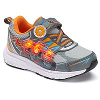 Blaze Monster Truck Toddler Boys' Light-Up Sneakers