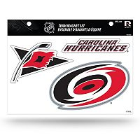 Carolina Hurricanes Team Magnet Set