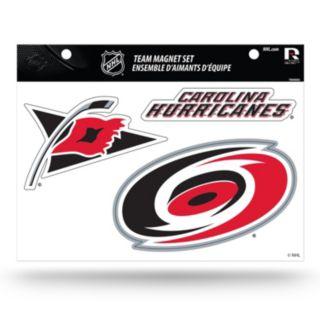 Carolina Hurricanes Team Magnet Set