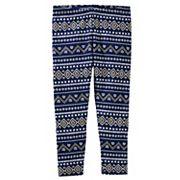Girls 4-12 OshKosh B'gosh® Printed Leggings
