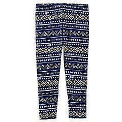 Girls 4-12 OshKosh B'gosh® Printed Leggings