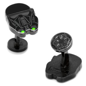 Star Wars: Rogue One Death Trooper Helmet Cuff Links