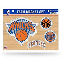 New York Knicks Team Magnet Set