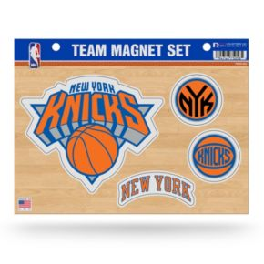 New York Knicks Team Magnet Set
