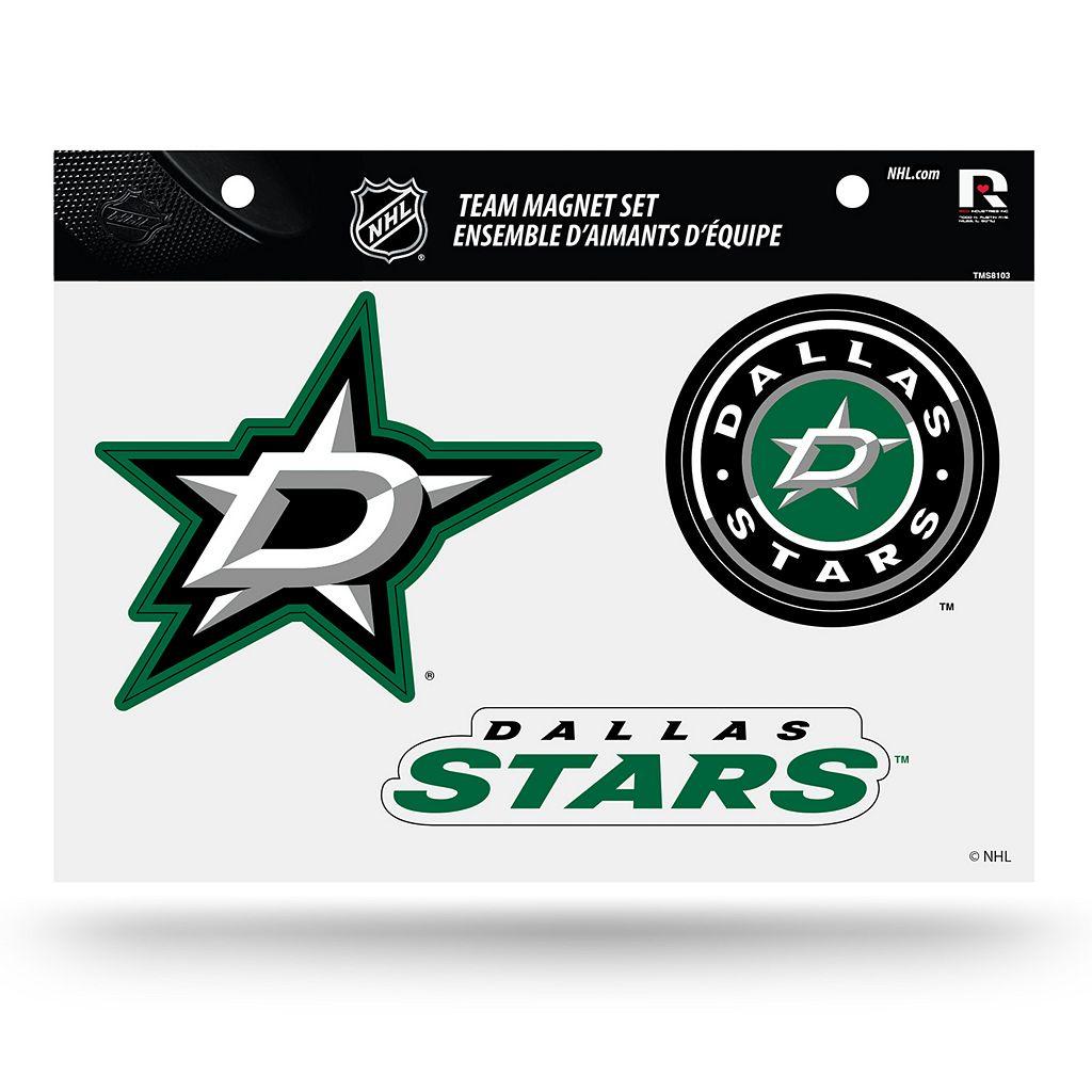 Dallas Stars Team Magnet Set