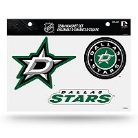 Dallas Stars Team Magnet Set