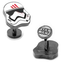 Star Wars FN-2187 Stormtrooper Cuff Links