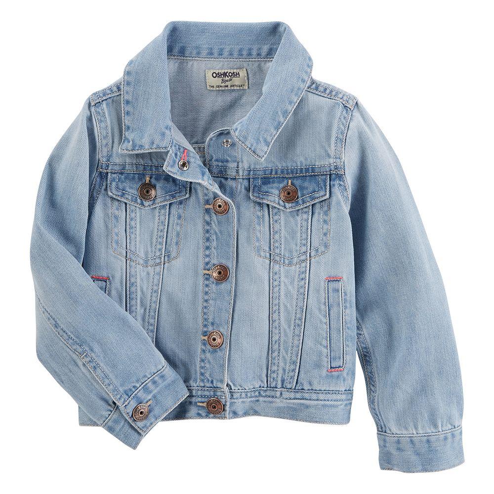 4-12 OshKosh B'gosh® Classic Denim Jacket