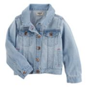 Girls 4-12 OshKosh B'gosh® Classic Denim Jacket