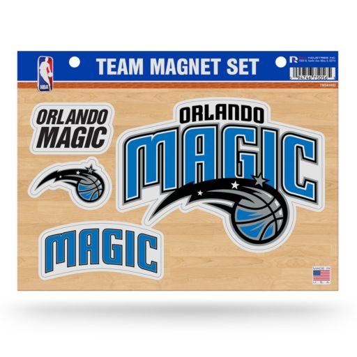 Orlando Magic Team Magnet Set
