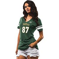 Women's Majestic Green Bay Packers Jordy Nelson My Guy Tee