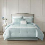 Madison Park 8 pc Carlton Comforter Set