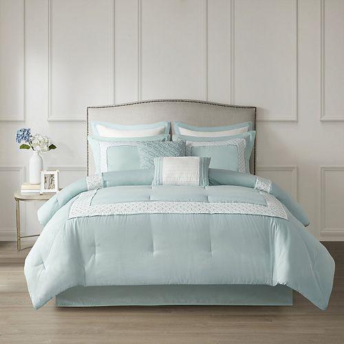 Madison Park 8-piece Carlton Comforter Set