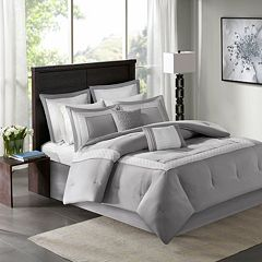 Madison Park 8-piece Carlton Comforter Set