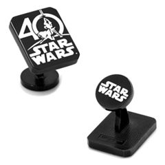 Star Wars: Episode IV A New Hope 40th Anniversary Cuff Links