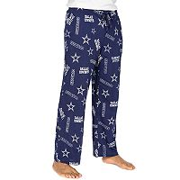 Men's Dallas Cowboys Jersey Lounge Pants
