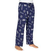 Men's Dallas Cowboys Jersey Lounge Pants