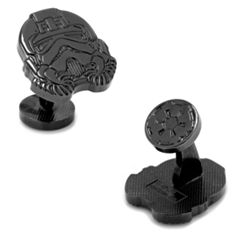 Star Wars TIE Fighter Pilot Cuff Links